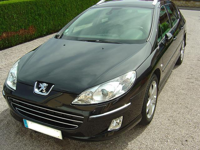 Vente 407 sw 2 0hdi griffe bva for Garage peugeot agde