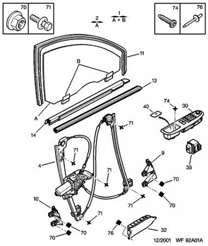 leve vitre electrique - page   2 - questions techniques - peugeot 607