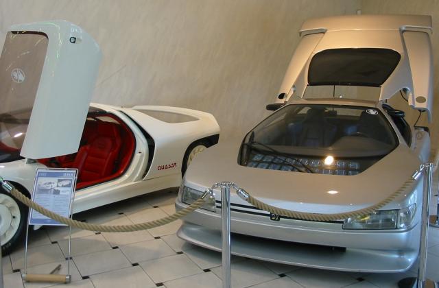 2008 Peugeot Promethee Concept photo - 4