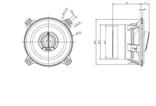 quelles est la profondeur pour installer des haut parleurs l 39 avant questions techniques. Black Bedroom Furniture Sets. Home Design Ideas