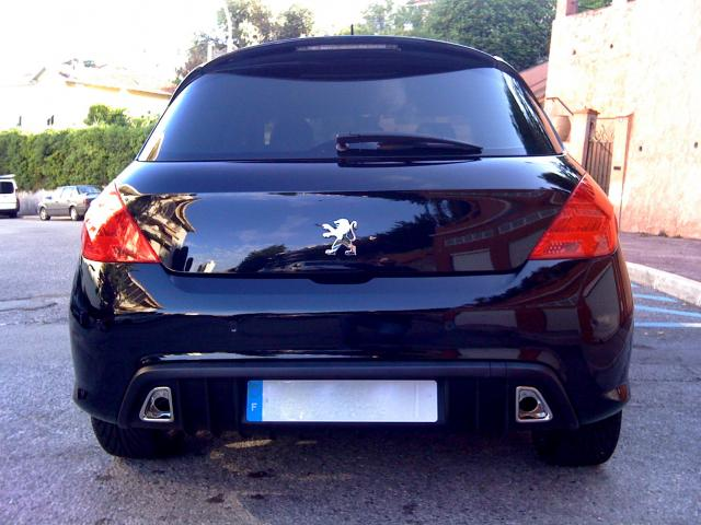 308 et double chappement tuning peugeot 308 t7 2007 09 2013 forum forum peugeot. Black Bedroom Furniture Sets. Home Design Ideas