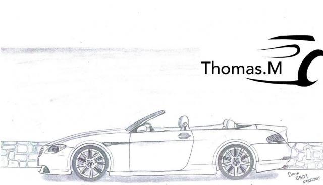 Dessins thomas m page 3 divers loisirs forum forum peugeot - Voiture profil dessin ...
