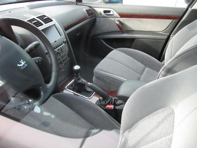 Liser interieure demontage 407 tuning peugeot 407 for Interieur 407 sw