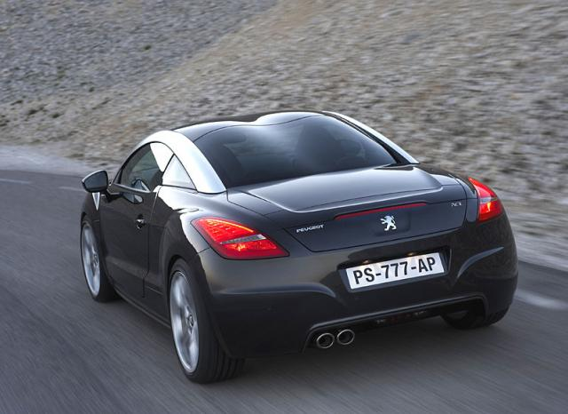 nouvelles photos officielles page 3 peugeot rcz forum forum peugeot. Black Bedroom Furniture Sets. Home Design Ideas