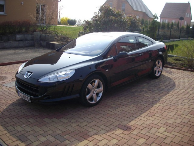 nouveau venu suite photos ma voiture peugeot 407 forum forum peugeot. Black Bedroom Furniture Sets. Home Design Ideas