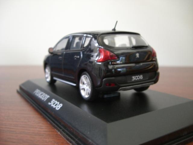 miniature 3008 miniatures accessoires forum forum peugeot. Black Bedroom Furniture Sets. Home Design Ideas
