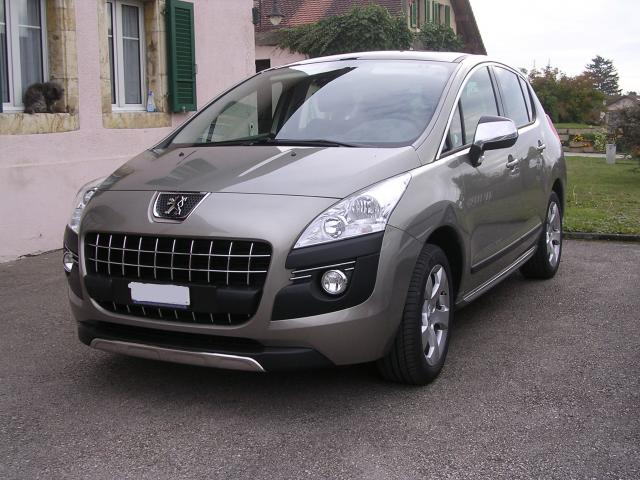 vapor grey  les clubs  - divers - peugeot 3008