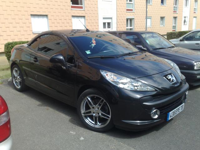 debut tuning tuning peugeot 207 et 207 forum forum. Black Bedroom Furniture Sets. Home Design Ideas