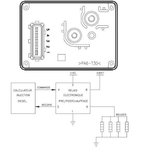 schema electrique berlingo diesel
