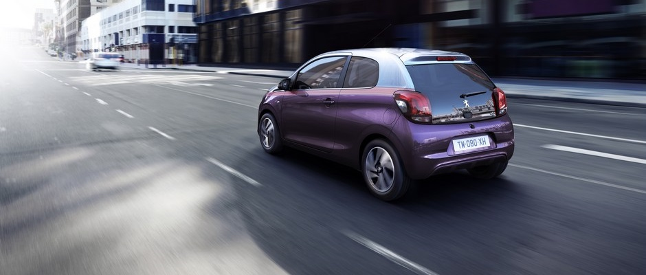 Photo officielle de la Peugeot 108 (2014 > ...) (Dual)