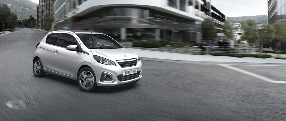 Photo officielle de la Peugeot 108 (2014 > ...)