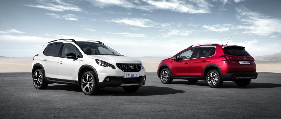 Photo officielle du Peugeot 2008 (2016 > ...)