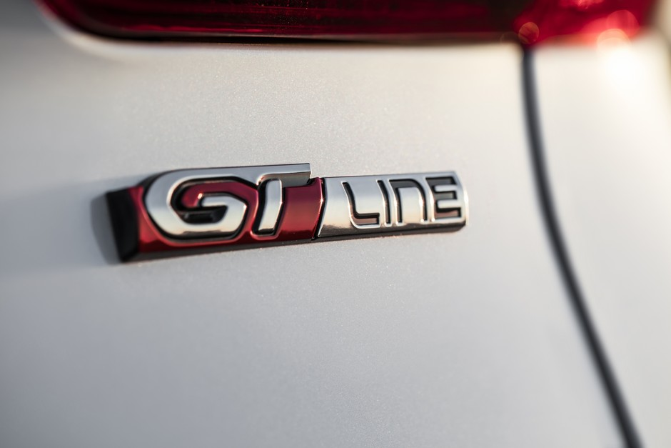 Photo officielle du monogramme GT-Line