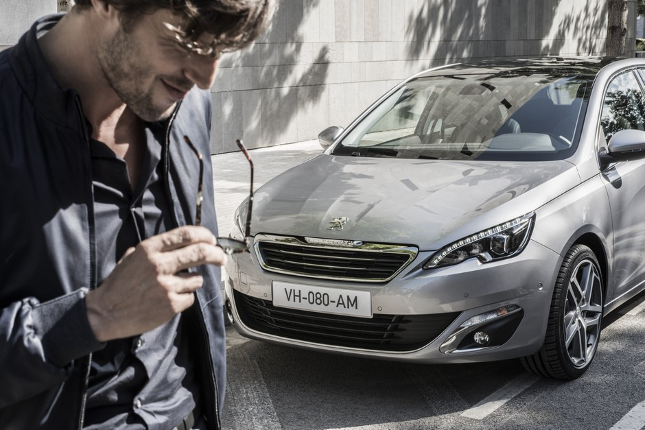 Photo officielle de la Peugeot 308 (2013 > ...)
