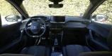 Peugeot e-2008 vue planche de bord