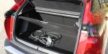 Peugeot e-2008 coffre avec câble type 2