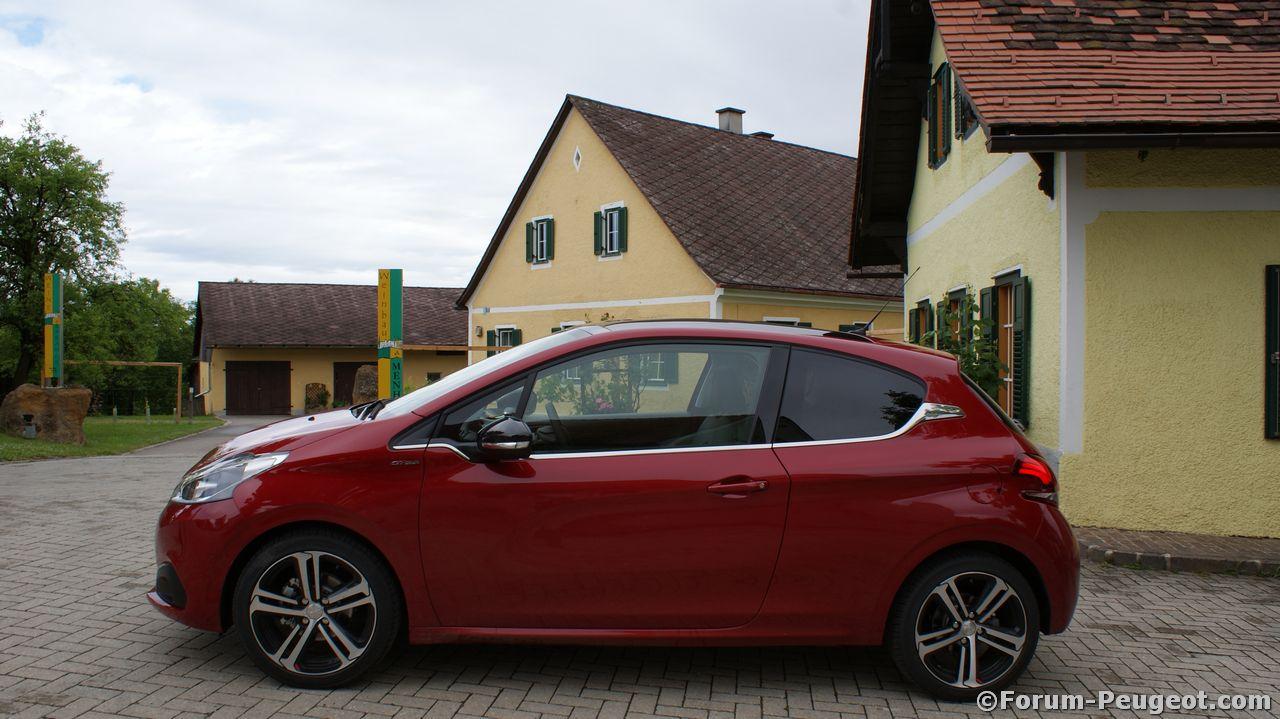 Essai de la Nouvelle Peugeot 208