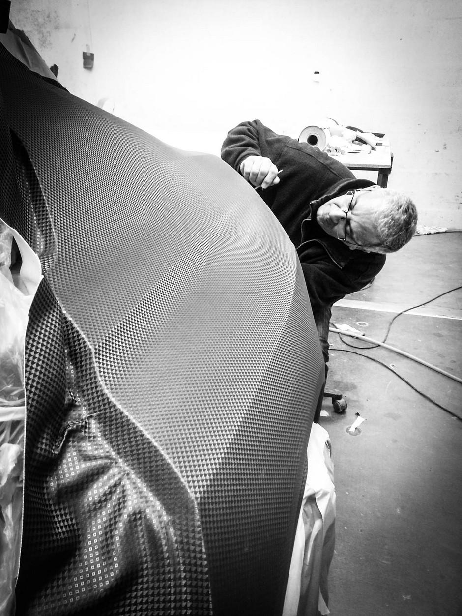 Making of de la création de Peugeot Exalt (2014)
