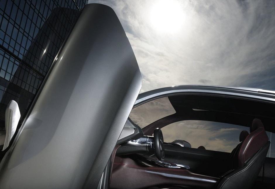 Photo officielle de la Peugeot HR1 (2010)