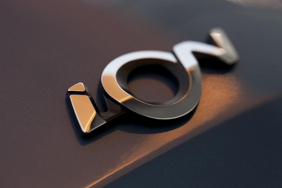Photo officielle de la Peugeot iOn (2010 > ...)