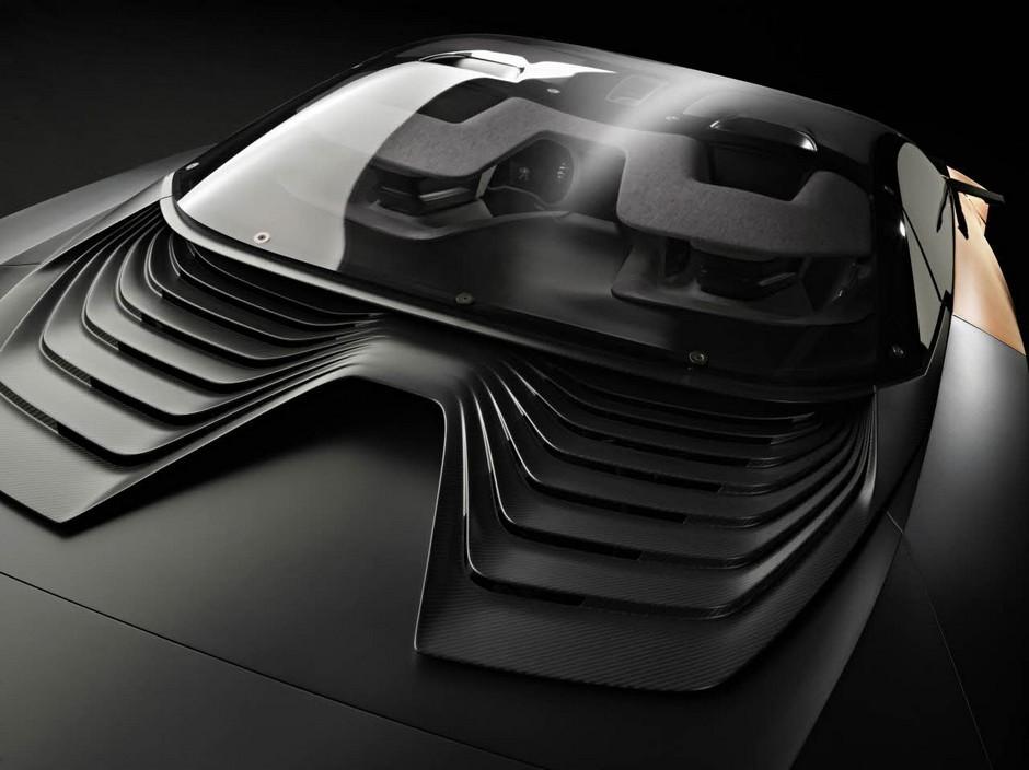 Photo officielle du Peugeot Onyx (2012)