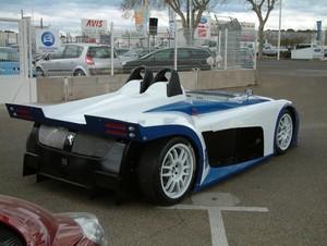 Spider 207 Grands Garages du Gard
