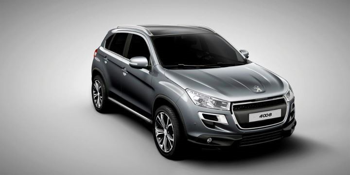 peugeot 4008 le nouveau suv 4x4 de la marque forum. Black Bedroom Furniture Sets. Home Design Ideas