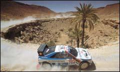 Peugeot 405 T16 Rallye Raid