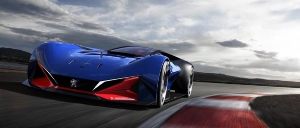 Le concept-car Peugeot L500 R HYbrid