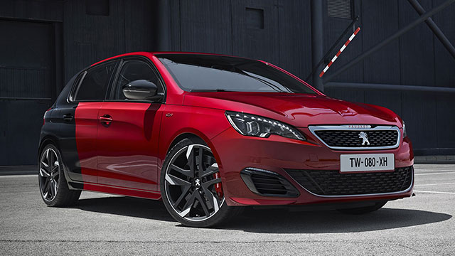 la nouvelle peugeot 308 gti by peugeot sport d voile son prix forum. Black Bedroom Furniture Sets. Home Design Ideas
