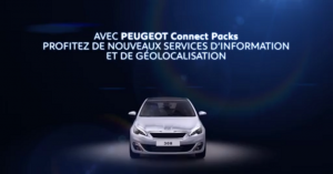 peugeot connect packs