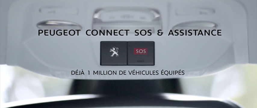 Peugeot 508 Gt >> Peugeot Connect SOS et Assistance : un temps d'avance ...