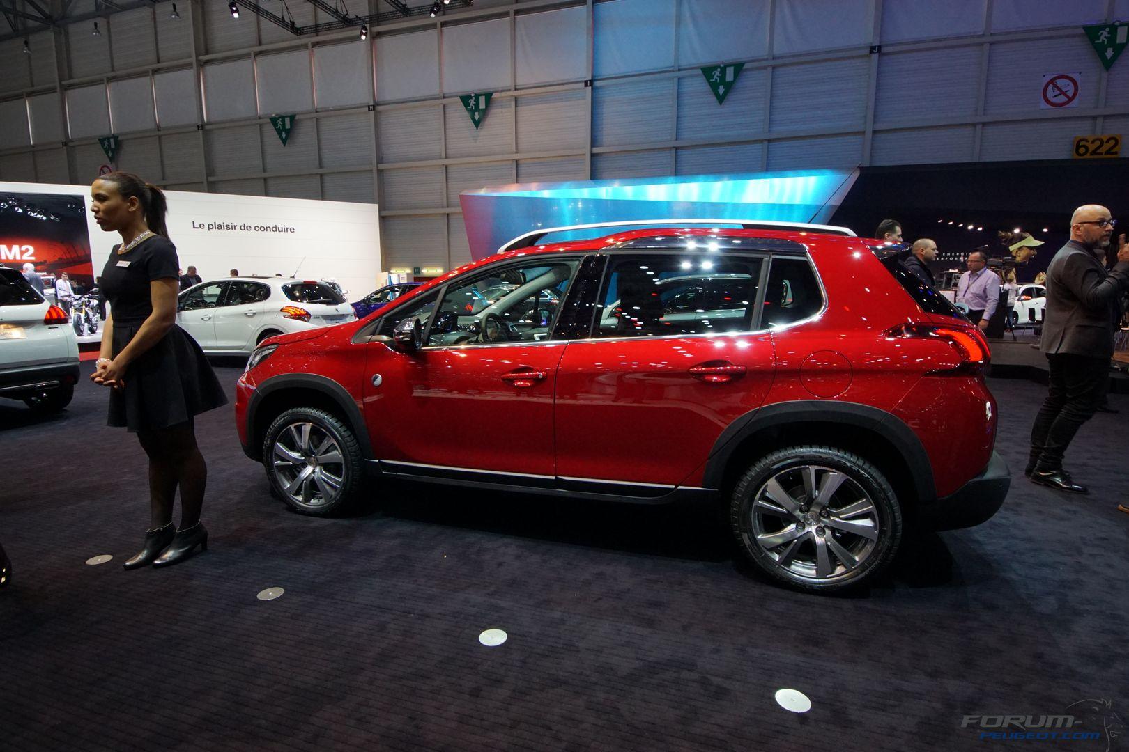 Peugeot 2008 Crossway Encore Plus Baroudeur Forum