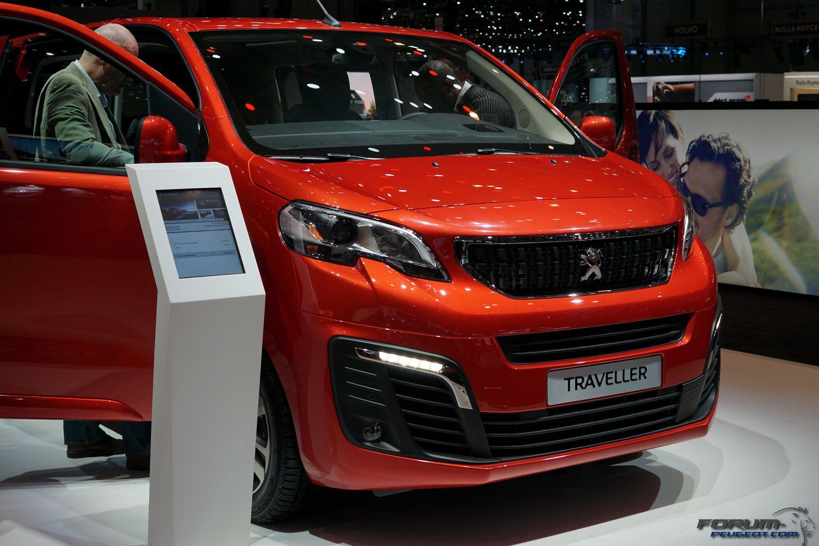 A La D 233 Couverte Du Peugeot Traveller Forum Peugeot Com