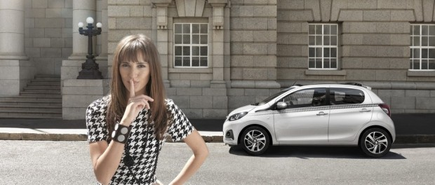 Peugeot 108 Top! Allure Gris Gallium