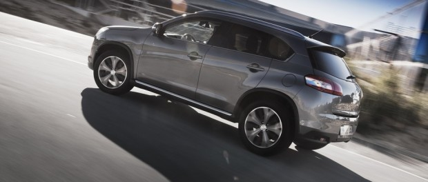 Peugeot 4008 Style Gris Cool Silver
