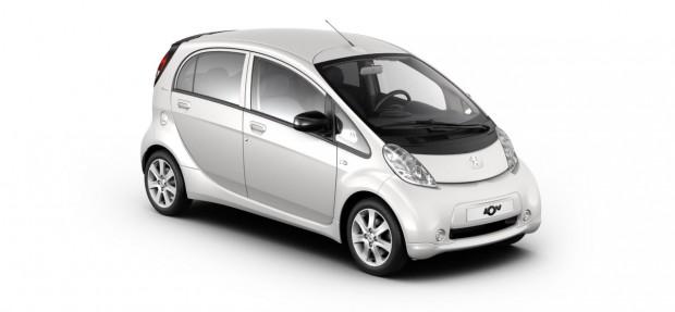 Peugeot iOn Active Blanc Nacré