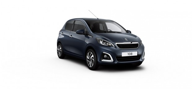 Peugeot 108 Allure Bleu Smalt
