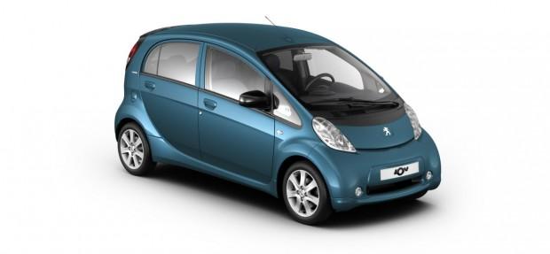 Peugeot iOn Active Bleu de Karner