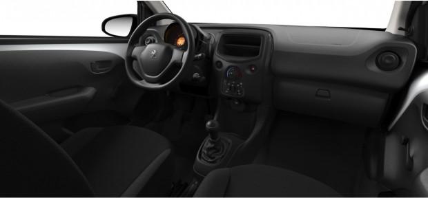 Peugeot 108 Access : Chaîne & Trame Curitiba