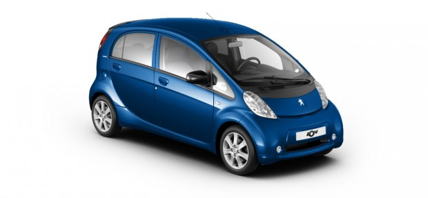 Peugeot iOn Active Electric Blue