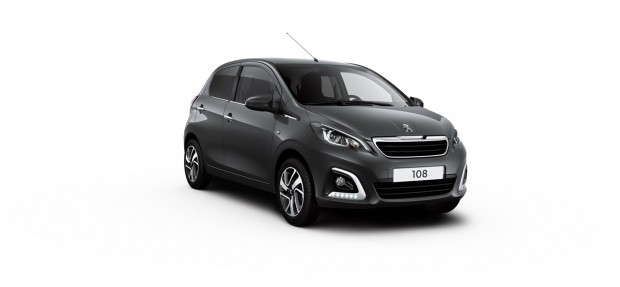 Peugeot 108 Allure Gris Carlinite