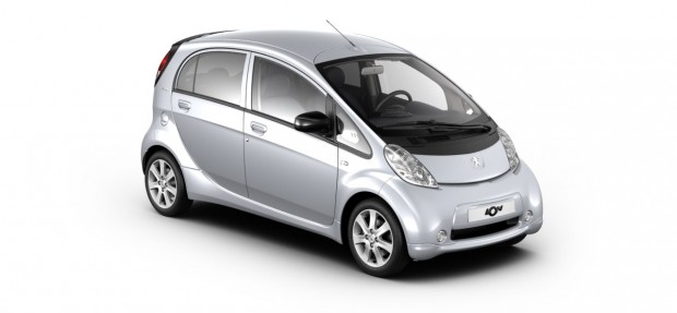 Peugeot iOn Active Gris Cool Silver