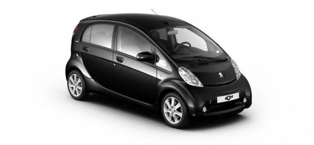Peugeot iOn Active Noir Perlé