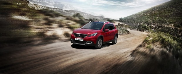 Peugeot 2008 Allure Rouge Ultimate