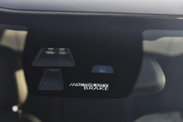 L'Active City Brake de la Peugeot 208