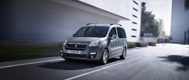 Peugeot Partner Tepee Active Gris Artense