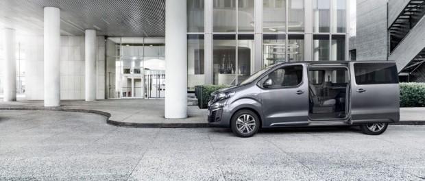 Peugeot Traveller Business VIP Gris Platinium