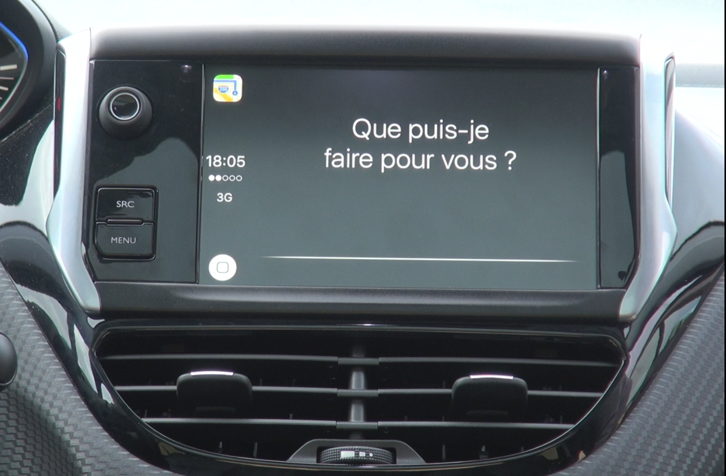 nous avons essay apple carplay dans la peugeot 208 forum. Black Bedroom Furniture Sets. Home Design Ideas