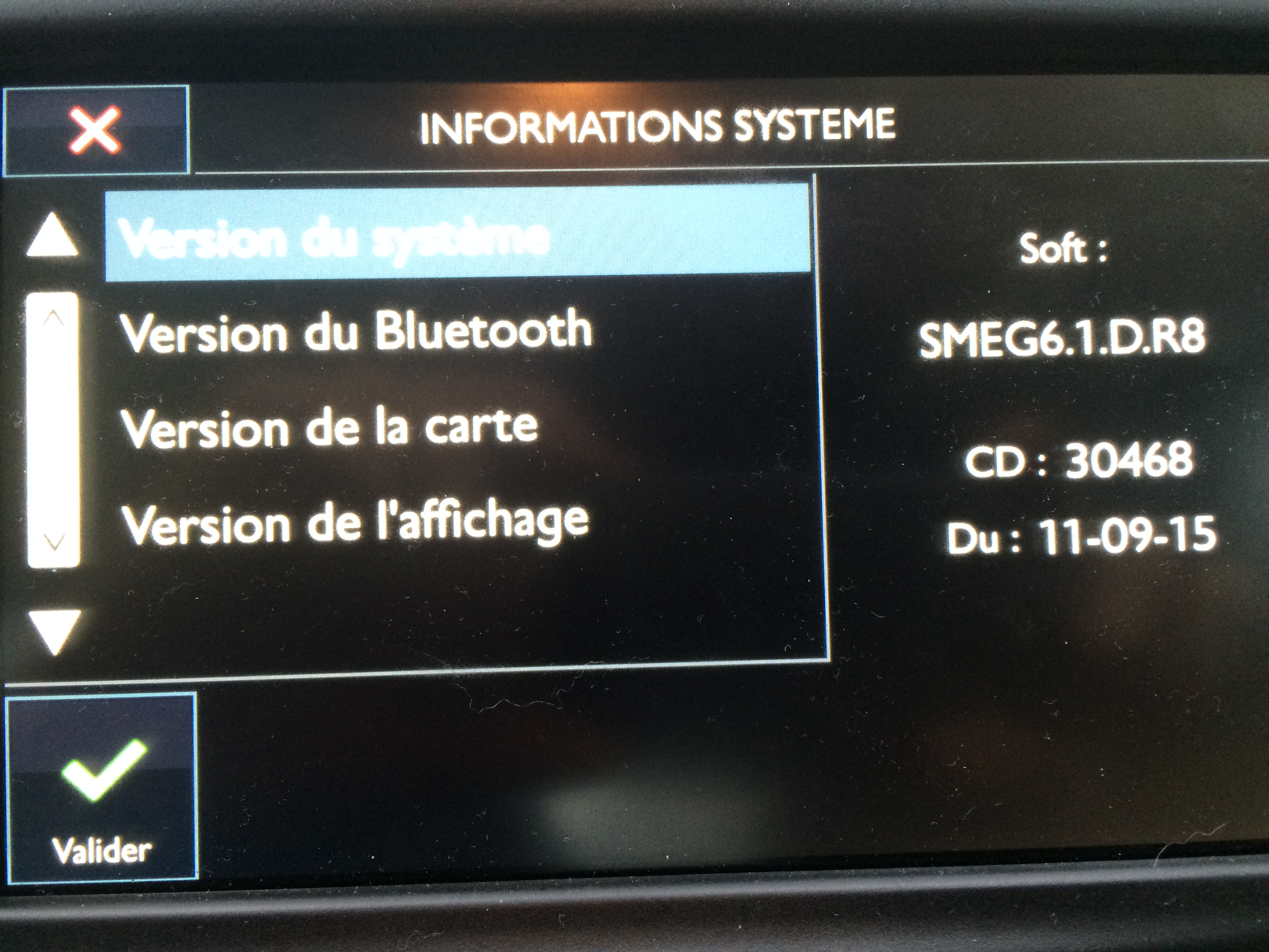 Nous avons essayé Apple CarPlay dans la Peugeot 208 - Forum